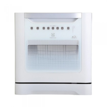 ELECTROLUX 55CM ESF6010BW TABLETOP DISH WASHER