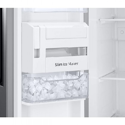 SAMSUNG 670L SIDE BY SIDE 3 DOORS REFRIGERATOR RS63R5561M9/ME